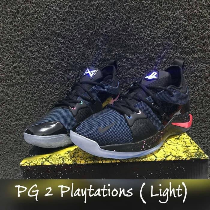 b96aa22666ad Harga Sepatu Basket Nike Pg 2 Playstation Original Bnib Harga Rp ...