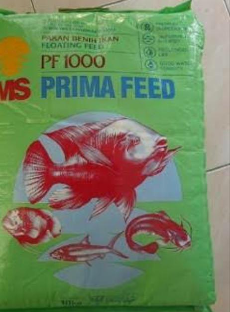 Jual Pf 1000 Isi 1 Kg Makanan Ikan Ikan Kecil Lele Emas Jaer Bawal Kab Tangerang Pd Mekar Tangerang Tokopedia