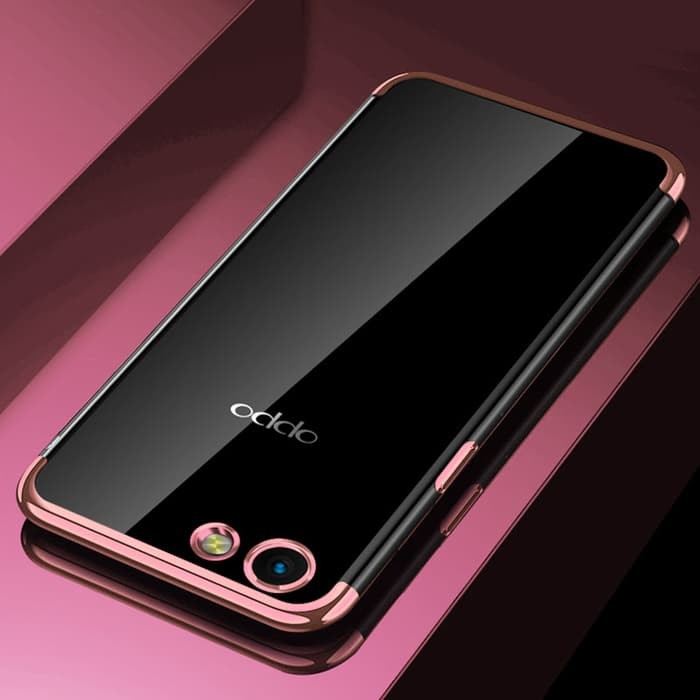 purchase cheap 243fd f8517 Jual Case Oppo F7 Pro Plus Youth soft casing cover ultra thin TPU PLATING -  DKI Jakarta - Q Casing | Tokopedia