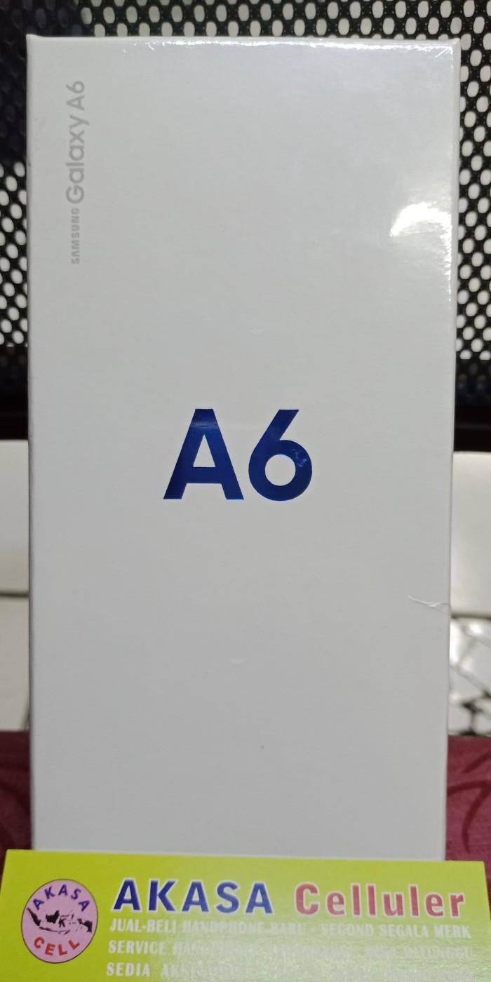 SAMSUNG GALAXY A6 2018 GARANSI RESMI SEIN