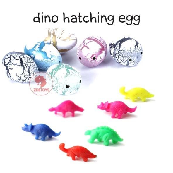 Foto Produk Zoetoys Dino Hatching Egg | mainan edukasi | mainan anak | edutoys dari zoetoys