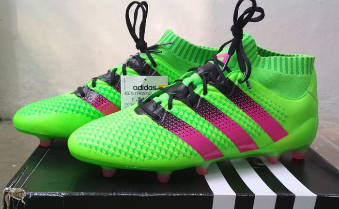 check out 56329 3f12c Jual Sepatu Bola Adidas ACE 16.1 PRIMEKNIT FG AQ5151 - Kota Administrasi  Jakarta Selatan - ikhwanan sport | Tokopedia