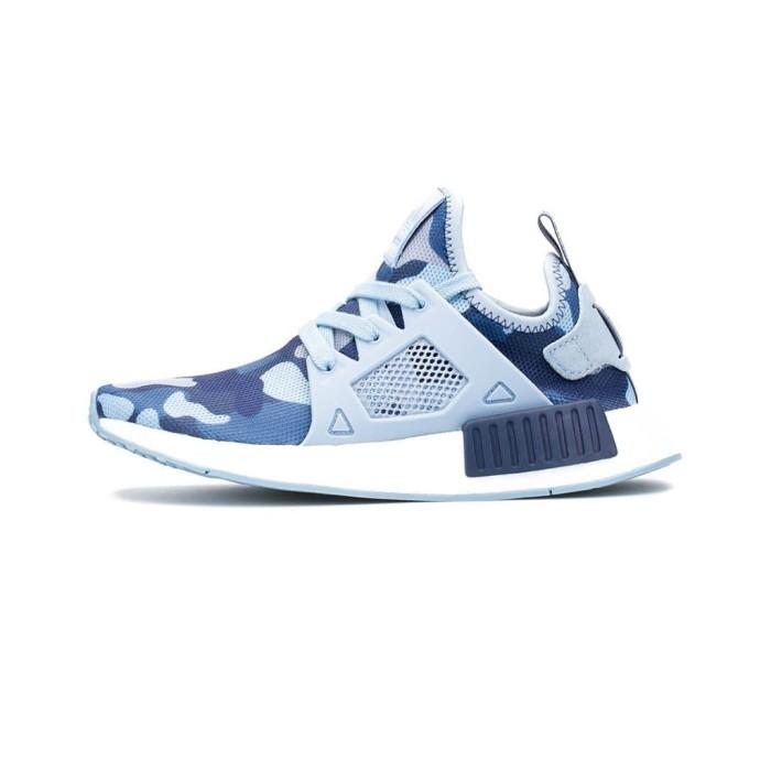 b3b7b379c54c6 Jual adidas NMD XR1 Womens Duck Camo Midnight Grey Noble Ink BLUE R1 ...