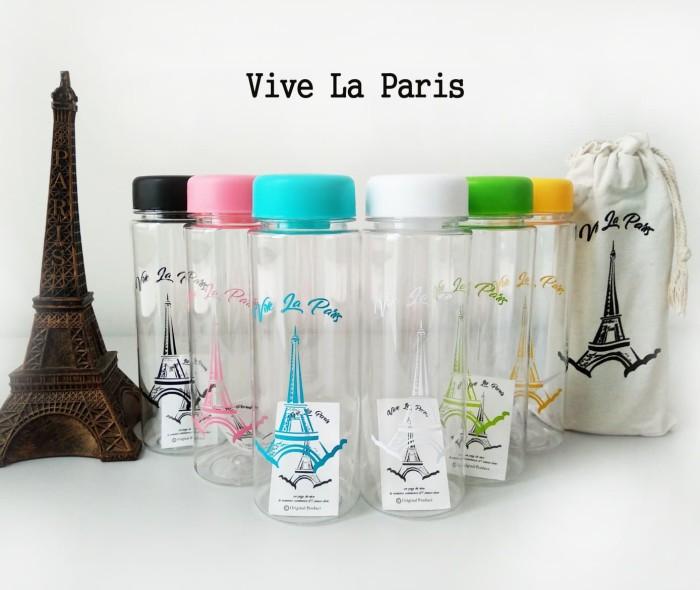 Foto Produk My Bottle Paris FULL GARANSI 500ml ( Bahan PC High Quality ) TLSHOP - Putih dari TL Globalindo