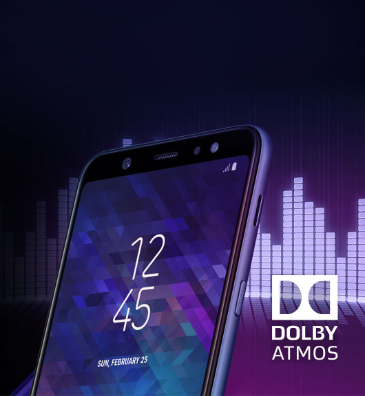 Jual Samsung Galaxy A6 Plus Garansi 1 Tahun Sein Biru Samsung