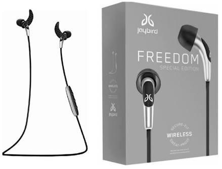 c5bc5926dd8 Jual Jaybird - Freedom - Wireless In-Ear Headphones - Black Special ...