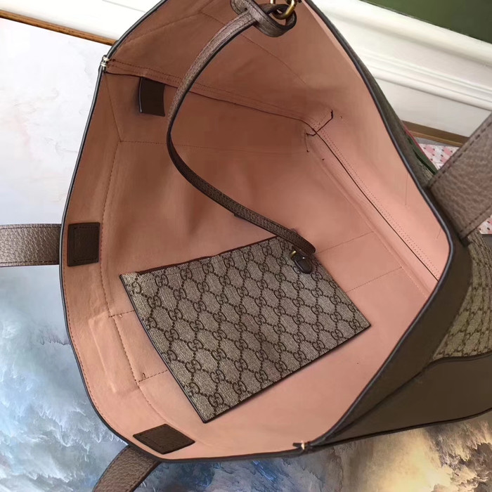 2ed6ce976b0 Jual PERFECT Gucci Ophidia GG Supreme Large Tote   Hand Bag   Tas ...