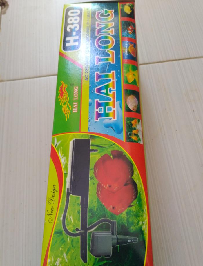 Jual Pompa aquarium HAI LONG, H-380 - Kota Batam - sceper | Tokopedia