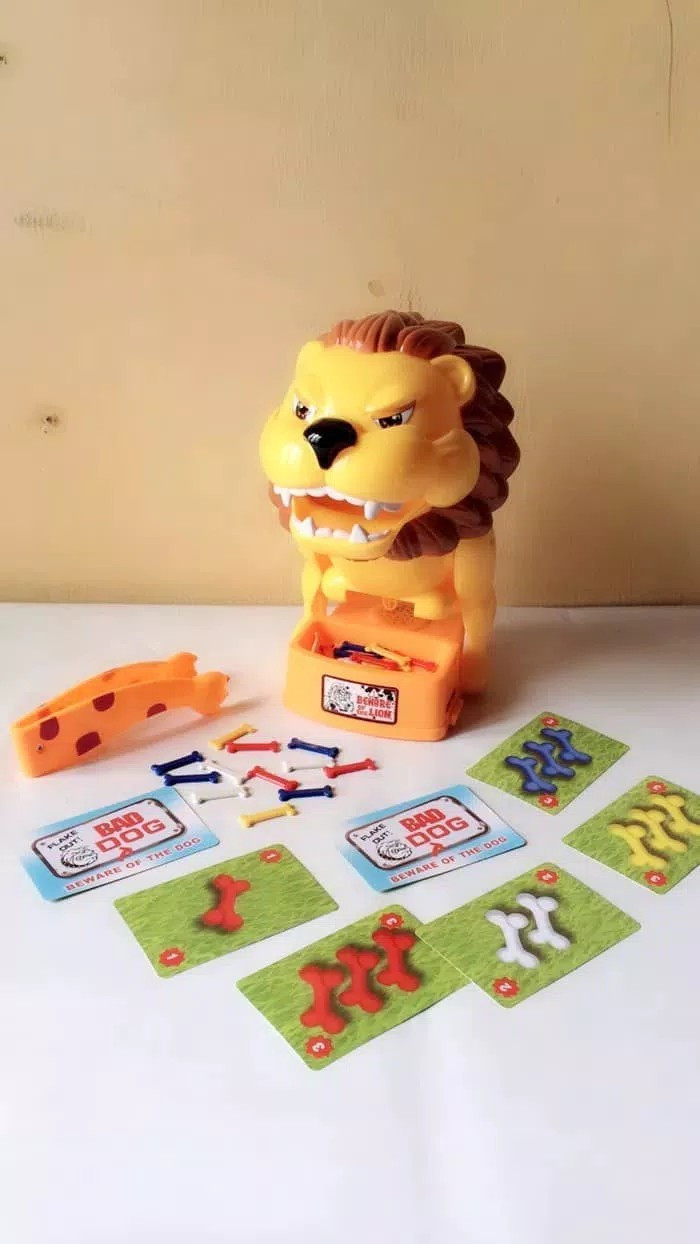 Jual Mainan Singa Jepit Kota Medan Muzyolshoop