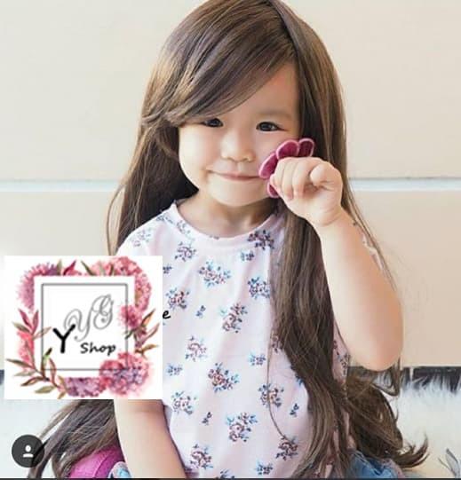 Info Harga Baby Wig - Rambut Palsu - Kids Wig - Hairaccessories Di ... 701126e806