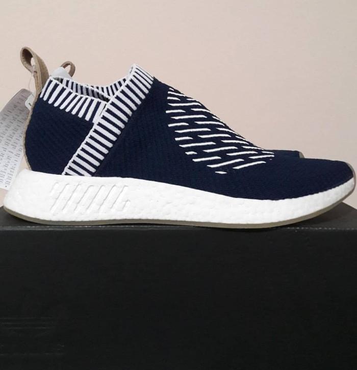 a123e465d63a6 Jual NMD CS2 CORE BLACK 100% original authentic adidas city sock cs ...