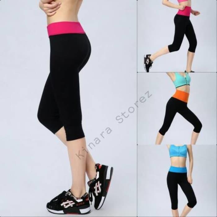 Jual Celana Sport Legging Celana Panjang Olahraga Wanita Perempuan Jakarta Barat Umpan Untuk Mancing Tokopedia
