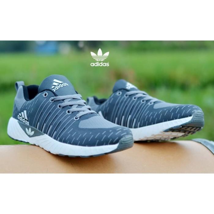 Jual Qshajs TOKO RENA- Sepatu Kets Casual Sneakers Pria Adidas Neo ... 935df4f677