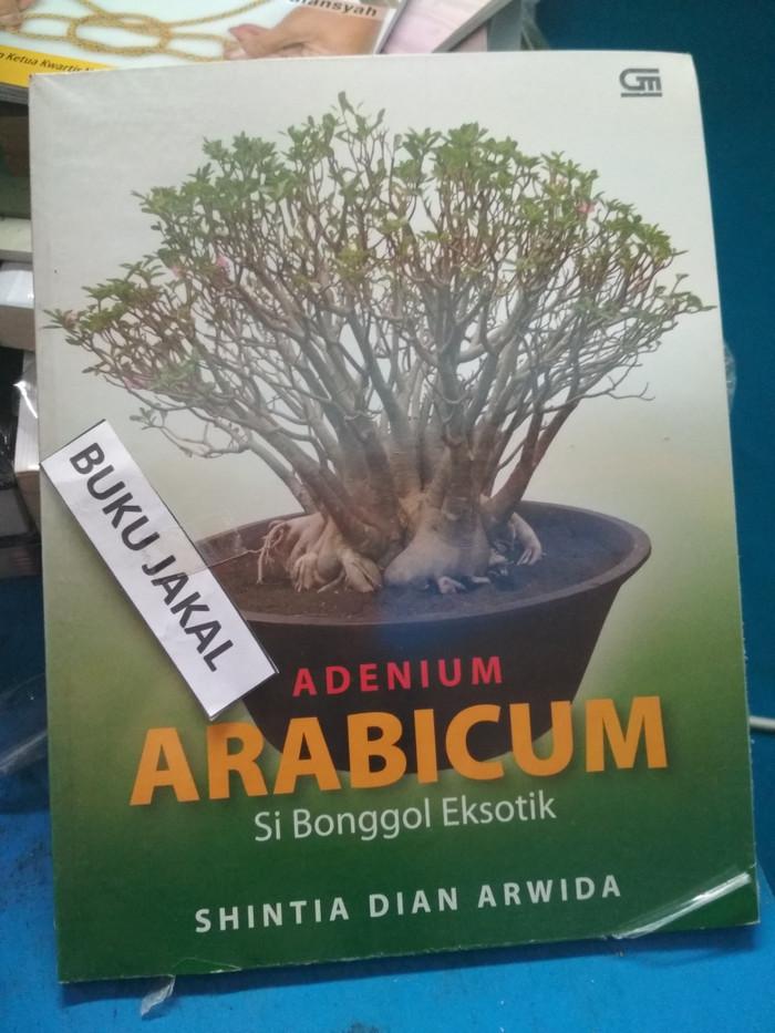 harga Buku adenium arabicum si bonggol eksotik ik Tokopedia.com