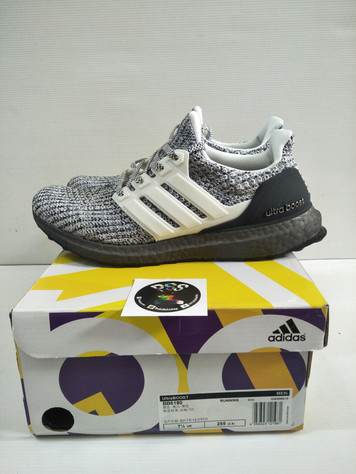 8ed00c83fc7 Sepatu Adidas Ultraboost 4.0 Cookies and Cream Unauthorized Authentic