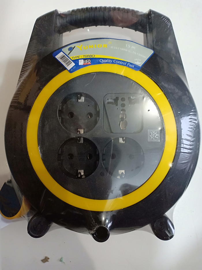 harga Kabel rol/kabel roll/kabel gulung 15 meter + lampu loyal turbo 117 Tokopedia.com