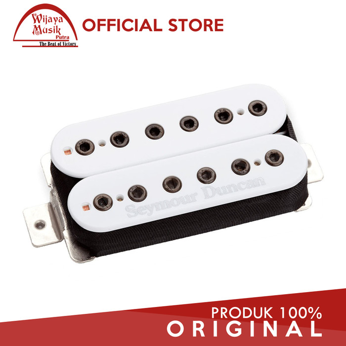 harga Seymour duncan pickup gitar sh-10b full shred humbucker - putih /white Tokopedia.com