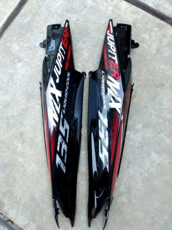 harga Cover Body Samping Yamaha Jupiter MX New 135 Warna Hita Limited Tokopedia.com