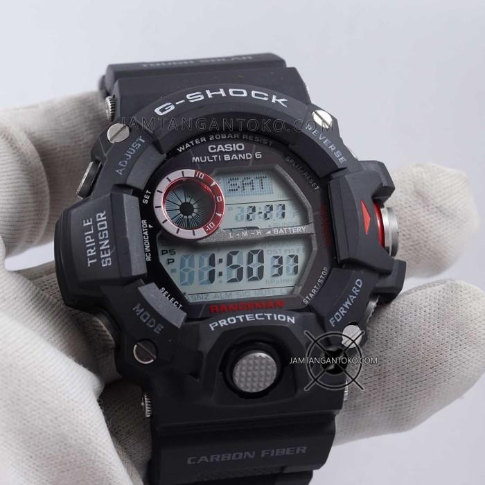Jual Jam G Shock GW-9400-1 Rangeman ORI BM - Jam Tangan Toko  22d2b91850