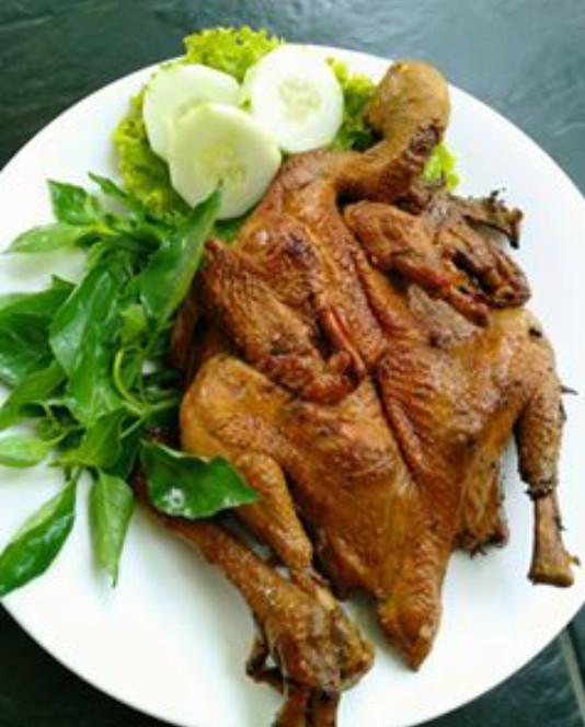 Jual Ayam Bakar Kecap Kalasan Bumbu Rujak Bakar Kecap Kota Surabaya Nyam Enak Tokopedia