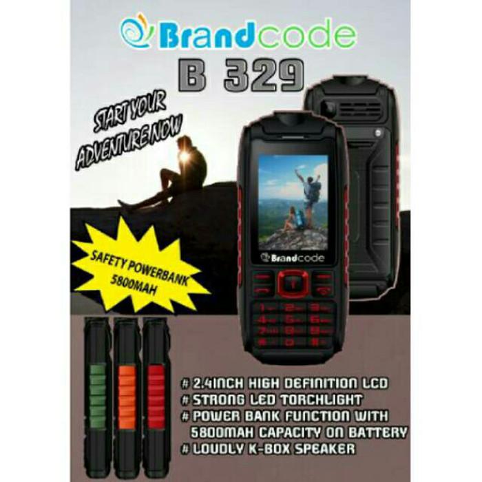 harga Brandcode b329 bisa powerbank senter lampu darurat radio dll Tokopedia.com