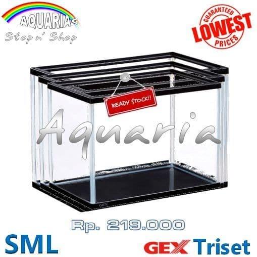 harga Aquarium gex triset sml Tokopedia.com