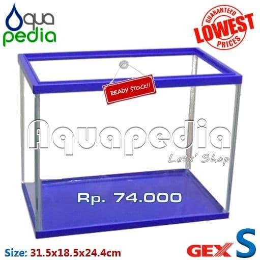 harga Aquarium gex s blue Tokopedia.com