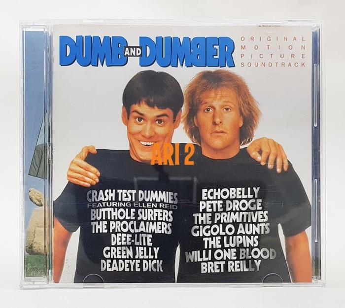 Jual Dumb Dumber 1994 Original Soundtracks Songs Cd Lagu Barat Jakarta Barat Falianaridua Tokopedia