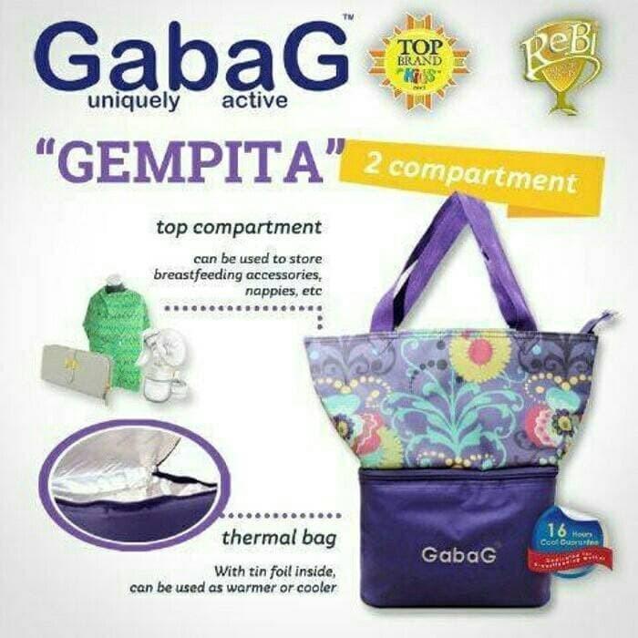Gabag cooler bag/tas asi gabag/gabag cooler bag/tas asi gempita
