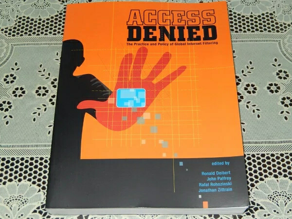 Jual Access Denied The Practice And Policy Of Global Internet Filtering Jakarta Pusat Mamalane Tokopedia