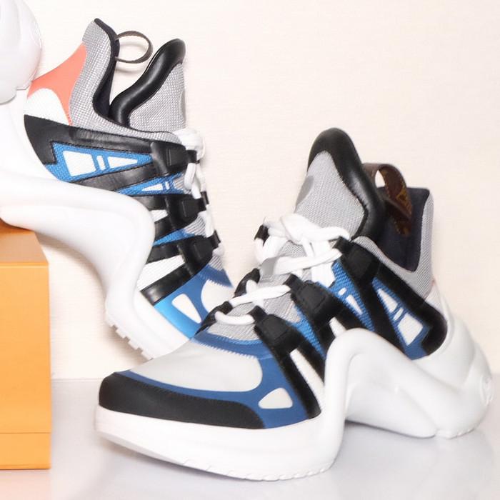 Jual Louis Vuitton Archlight Sneaker