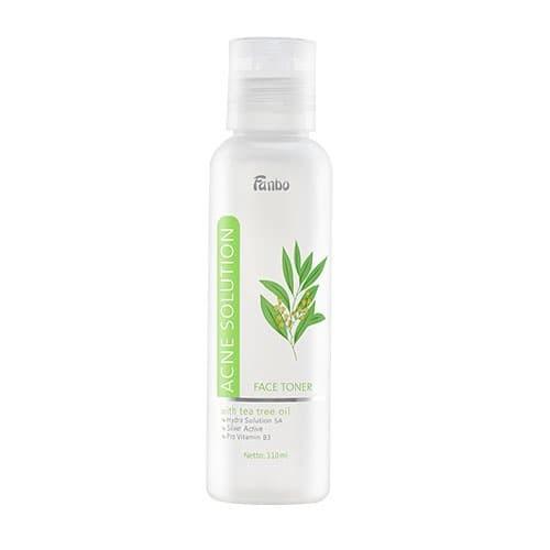 Fanbo acne solution face toner