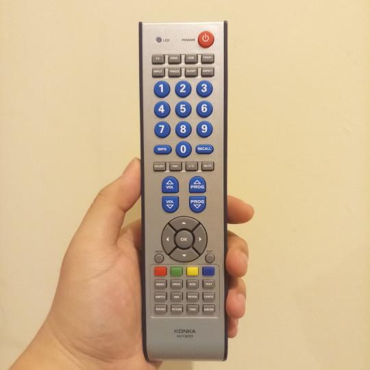 harga Remote tv konka kk-y323t Tokopedia.com