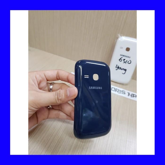 harga Samsung galaxy young 1 s6310 - back door cover casing tutup hp Tokopedia.com