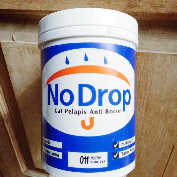 harga No drop cat tembok pelapis anti bocor nodrop 1 kg Tokopedia.com