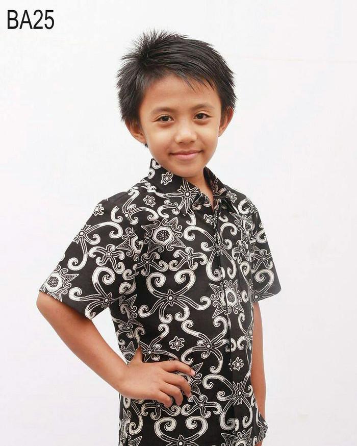 Jual Batik Anak Unik Batik Anak Cowok Baju Batik Anak Laki Laki 4 Tahun Kota Tangerang Sanjaya Batik Store Tokopedia