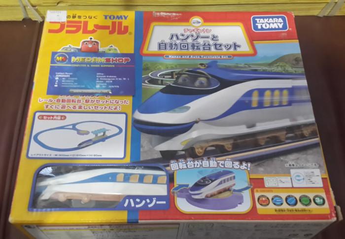 Foto Produk Takara Tomy - Hanzo and Auto Turntable Set dari MEDANSHOP.net