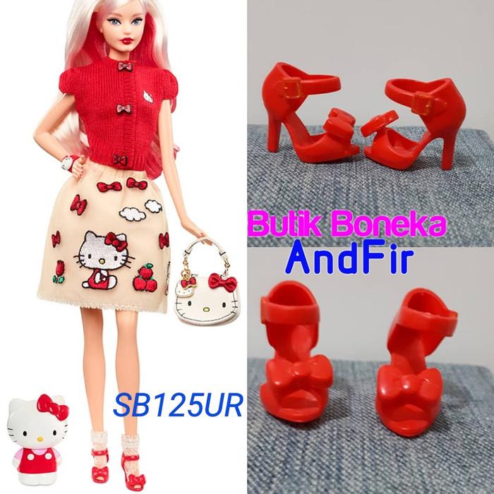 harga Sepatu boneka barbie kolektor platinum hk Tokopedia.com