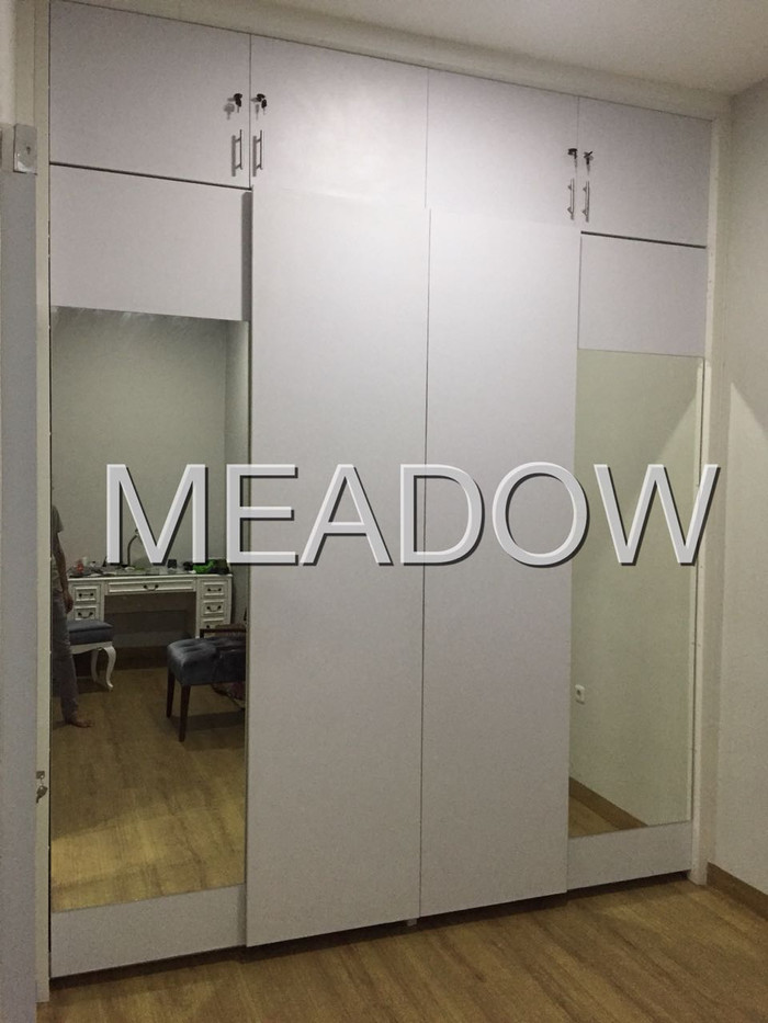 harga Custom lemari - lemari sliding custom - lemari pakaian custom Tokopedia.com