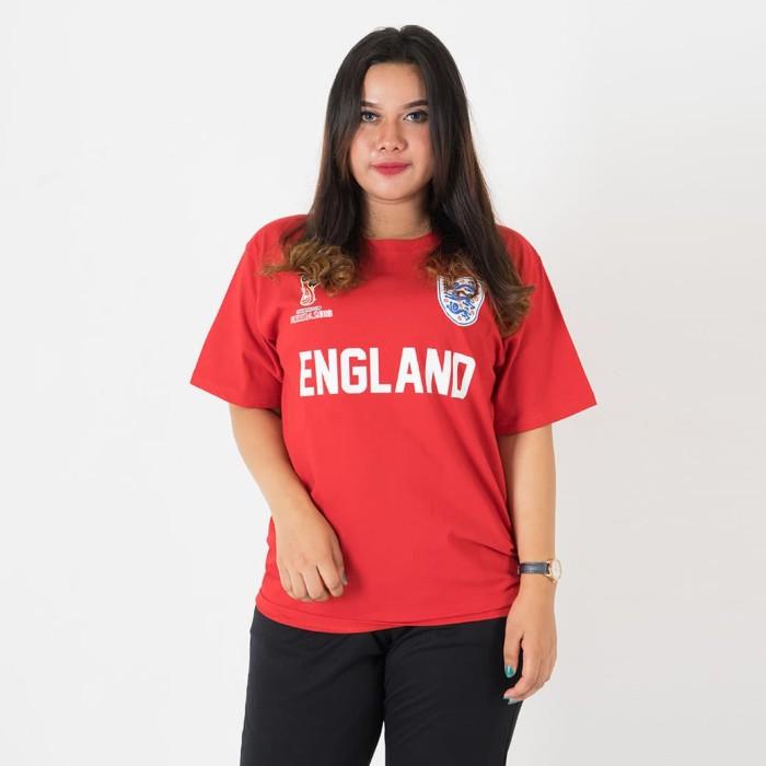 Fashion big size t-shirt world cup - england 4xl