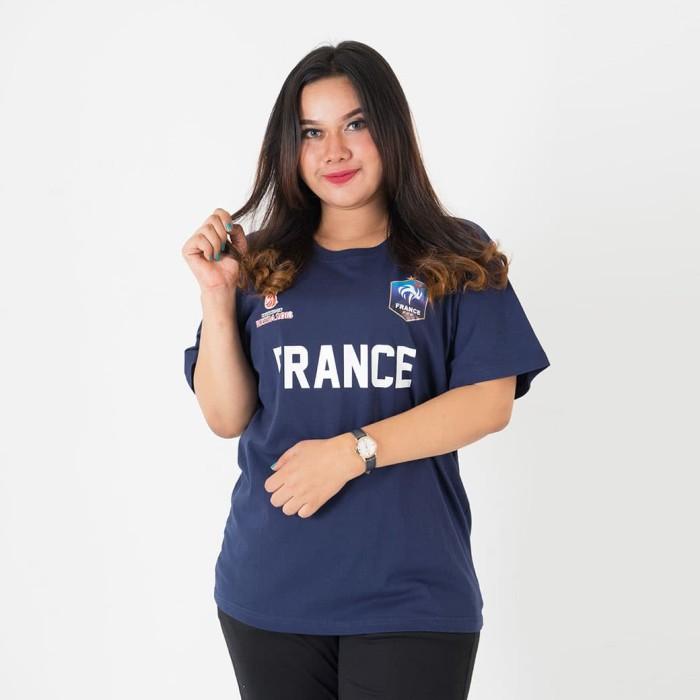 Fashion big size t-shirt world cup - france 3xl