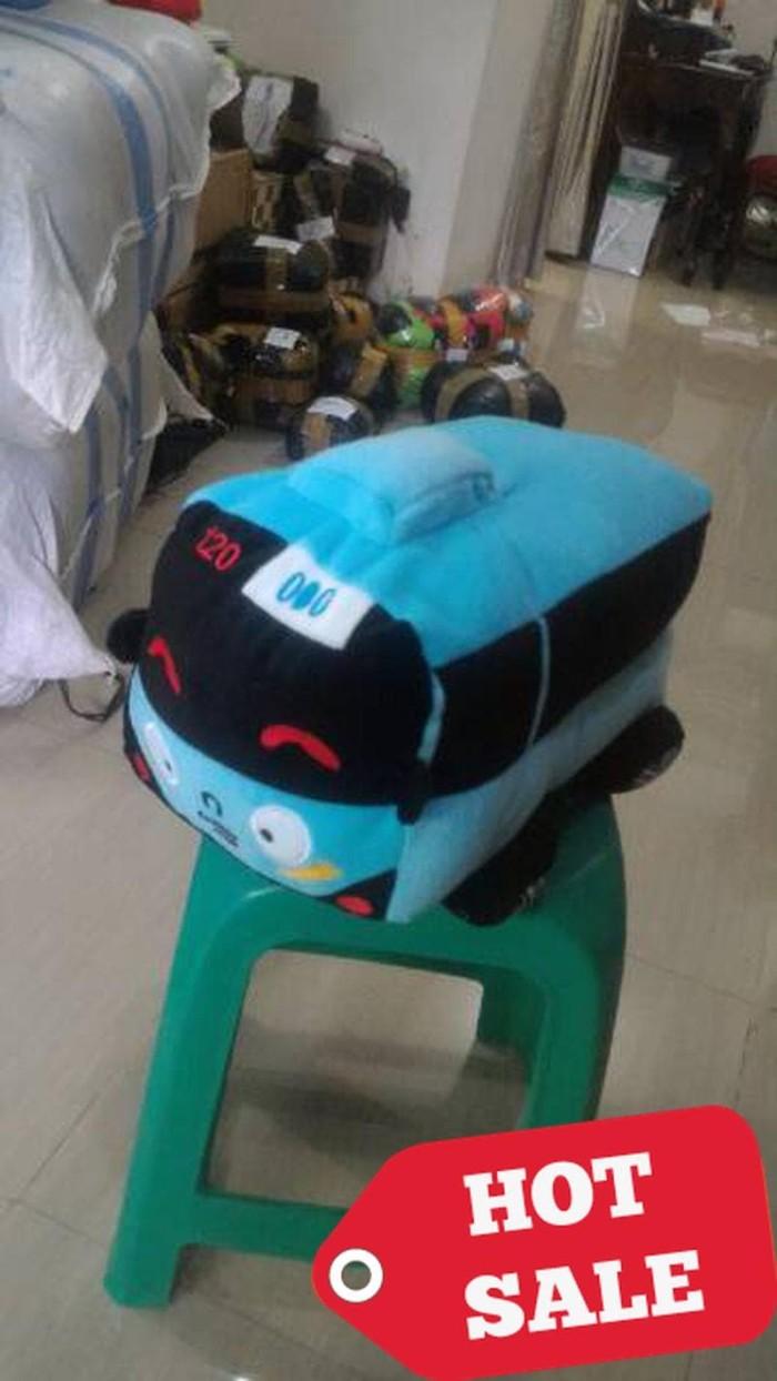 Harga Hot Deal Boneka Tayo Jumbo Xl 1kg Isi 2 Rp 92000 Mobil Besar Ukuran