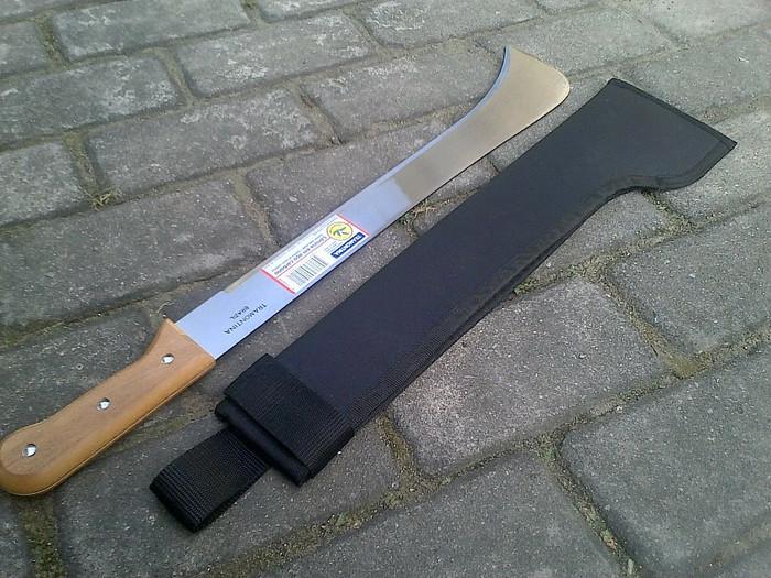 harga Sarung golok parang tebas tramontina hawkbill reverse panga machete Tokopedia.com