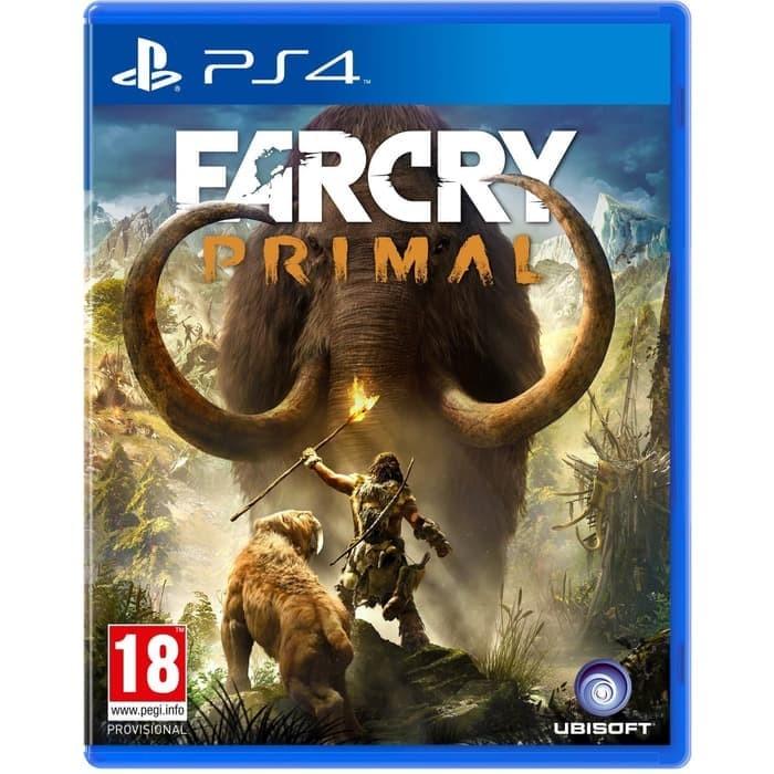 Jual Ps4 Far Cry Primal Second Ps 4 Bd Game 2nd Farcry Jakarta Utara Lavish Store Tokopedia