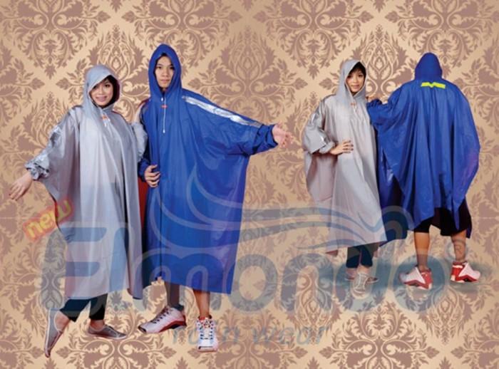 harga Elmondo epc710 personal jas hujan ponco lengan dewasa high quality pon Tokopedia.com