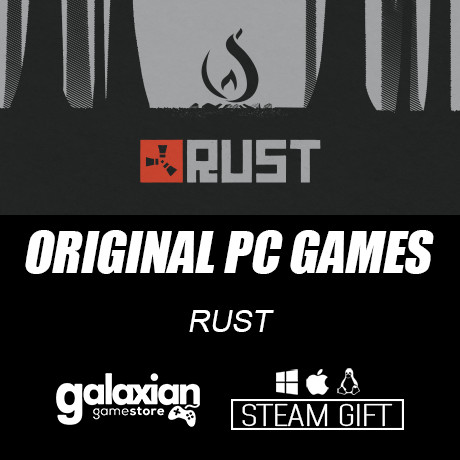 harga Rust - steam original pc games Tokopedia.com