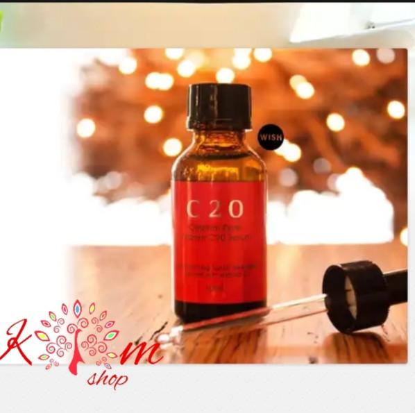 harga Ost original pure vitamin c20 serum (tiam) Tokopedia.com