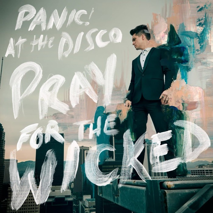 harga [vinyl lp] panic! at the disco - pray for the wicked Tokopedia.com