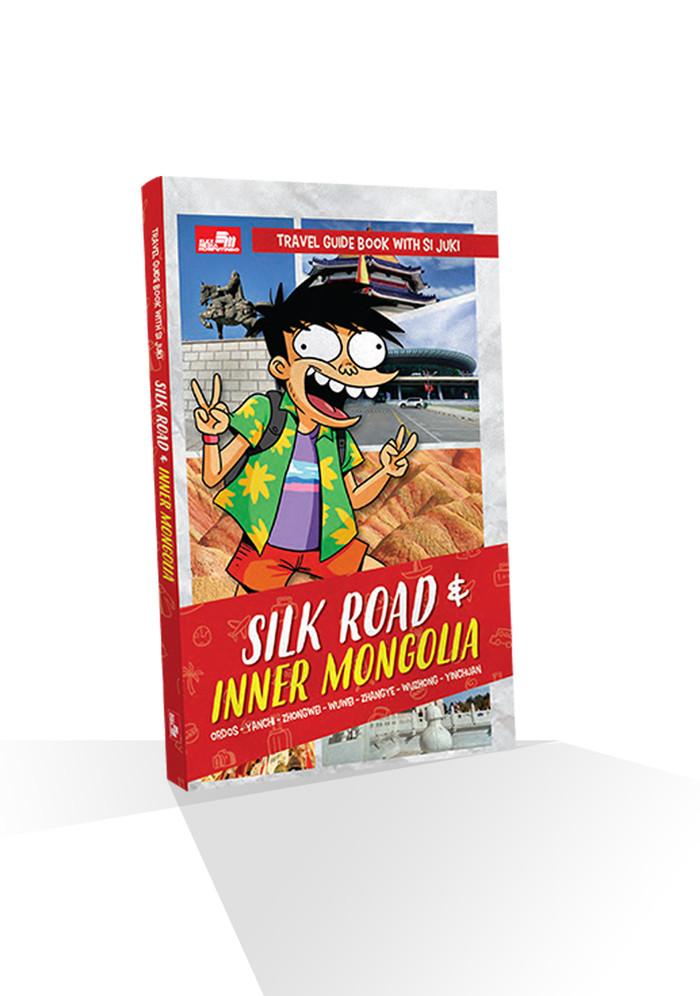 harga Travel guide book with si juki: silk road & inner mongolia Tokopedia.com