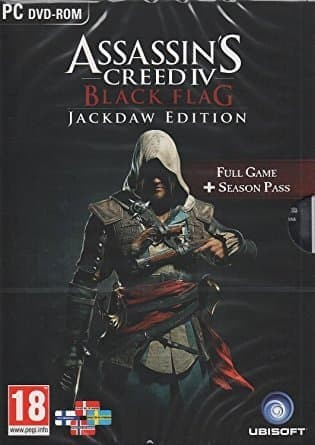 Jual Assassin S Creed Iv Black Flag Jackdaw Edition Game Pc Pc